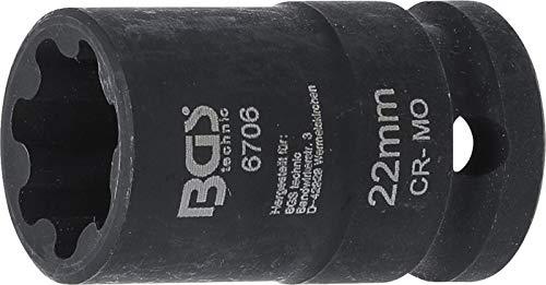BGS 6706 | Spezial-Steckschlüssel-Einsatz | für Audi S5 / Q5 Bremssättel