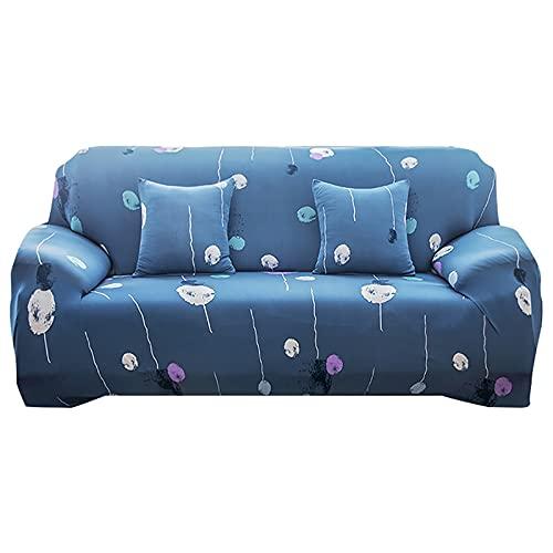 WXQY Wohnzimmermöbel elastischer Sofabezug, L-förmiger Ecksofabezug, All-Inclusive Antifouling-Sofabezug-Set A15 1 Sitzer
