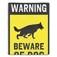 デザイン マウスパッド 滑り止め 犬注意