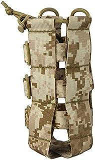 DeeCozy Taktisk militär vattenflaska påse, 500 ml/750 ml/1 000 ml vattentät vattenkokare väskhållare för utomhus