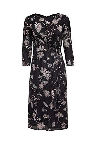 ESPRIT Collection - Vestido mediano con efecto enroscable