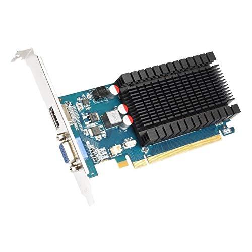 LXH-SH Ergänzende Karte. Radeon R5 230 for AMD Gpu 2Gb GDDR3 64 Bit 650 MHz Gaming Desktop-Computer PC-Bild-Grafikkarten-Support Vga Hdmi PCI-E