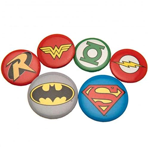 GB eye DC Comics-Logos Spille, Multicolore
