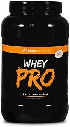 Proteína Whey Pro - Cross Nutrition - 75% de aislado y ...