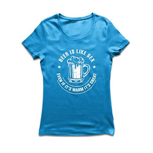 lepni.me Dames T-shirt Grappig bier brouwen citaten, Party Lover Gift Bier Festival