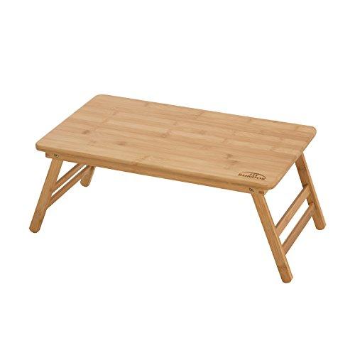 BUNDOK(バンドック) バンブー テーブル 50 BD-191 軽量 コンパクト キャンプ アウトドア用