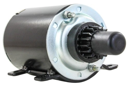 Rareelectrical NEW STARTER COMPATIBLE WITH FOR TECUMSEH HM70-100 OVM120 OVXL120 33202 35763 35763A 36463 36680