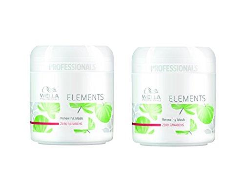 Wella Care Elements - Mascarilla fortalecedora (150 ml)