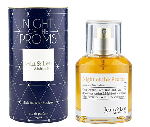 Jean & Len Damenduft Night of the Proms, Parfüm für Damen, Eau de Parfum, Duftnoten: fruchtig, blumig, orientalisch, 50 ml, 1 Stück 2902101300