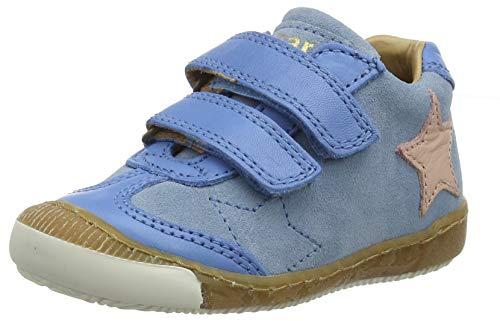 Bisgaard Unisex-Kinder 40323.119 Sneaker, Blau (Sky Blue 601-1), 37 EU