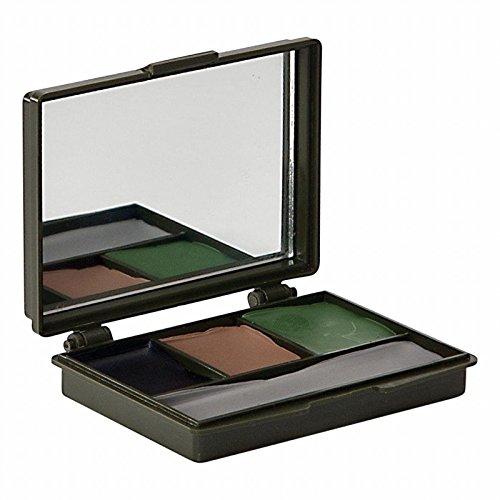 Area Shopping Crema para la Cara Color de la Pintura de Espejo Militar de Caza de Camuflaje del ejército del