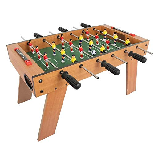 Great Features Of NILINBA Portable Foosball Tabletop Games and Accessories, Mini Size - Fun, Fooseba...