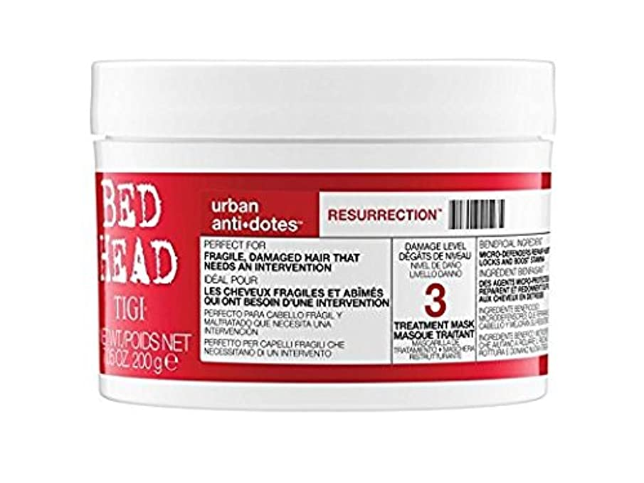 TIGI Bed Head Urban Anti-Dotes Resurrection, 7.05 oz Pack of 2
