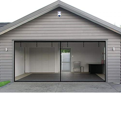 Garage door Screen Door