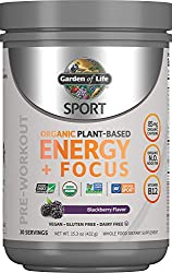 Garden of Life Energy and Focus image