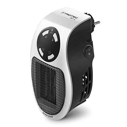 Heater Heizlüfter Elektrische Heizung Tragbare und leistungsstarke Mini-Heizung mit für die Steckdose Original Produkt aus TV-Werbung