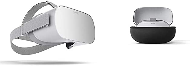 Oculus Go Standalone Virtual Reality Headset - 64GB & GO Carrying Case