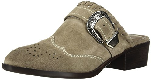 Dirty Laundry by Chinese Laundry Women's Waltz Mule, Grey Suede, 8.5 M US