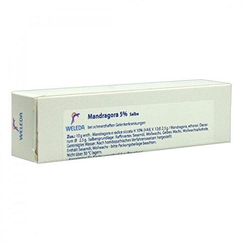 Mandragora 5% Salbe, 25 g