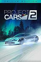 Project Cars 2 (Deluxe Edition) 【PC版】Steamコード 日本語対応 有効化マニュアル付き(コードのみ)
