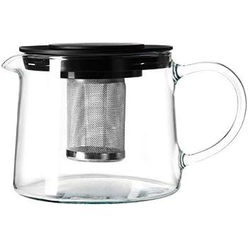 RIKLIG Teapot, glass 0.6 qt: Amazon.co