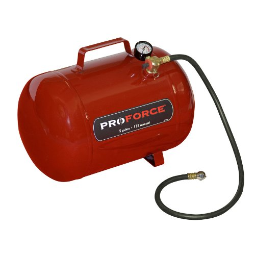 Pro-Force FT5 5-Gallon Portable Air Tank