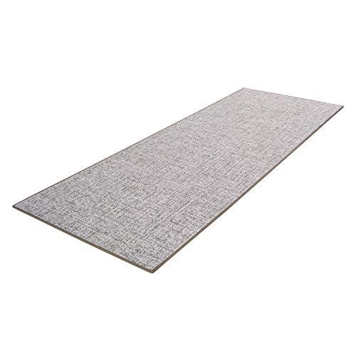 Carpet Studio Alfombra Salón, 67x180cm, Suave al Tacto, Cocina/Dormitorio/Pasillo, Decoracion Habitacion, Fácil de Mantener, Marrón Beige