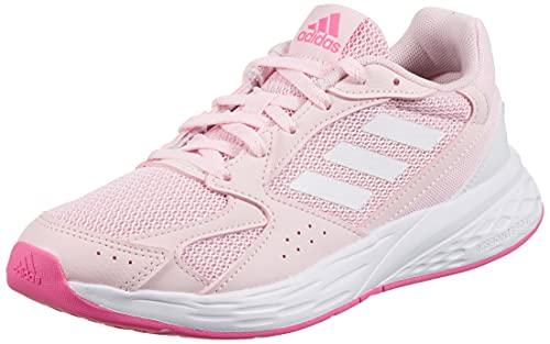 Adidas Women's Classic Runner Running Shoe,Pink, 5 UK