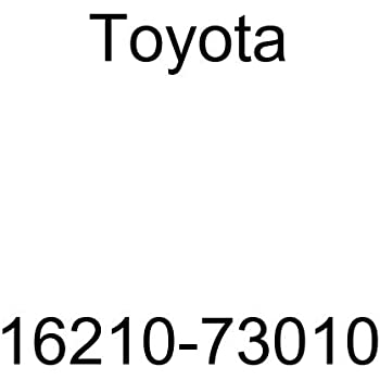 Genuine Toyota Parts - Coupling Assy, Fluid (16210-73010)