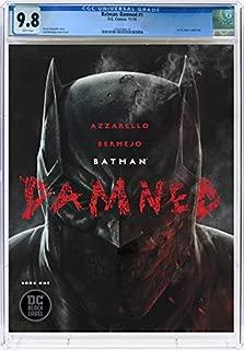 batman damned 1 cgc