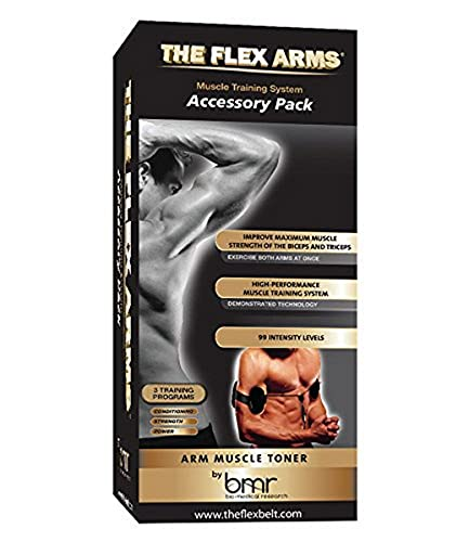 The Flex Arms Pack - Bicep and Tricep Muscle Toner