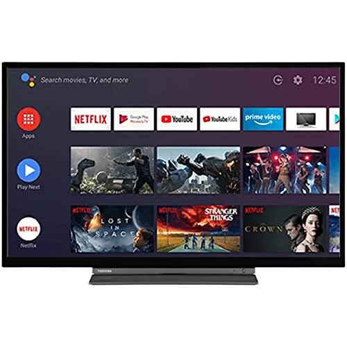 Toshiba 32WA3B63DA - Smart TV 32 Pollici hd 1366 x 768 Pixel Wifi