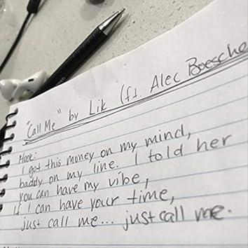 Call Me (feat. Alec Boeschen)
