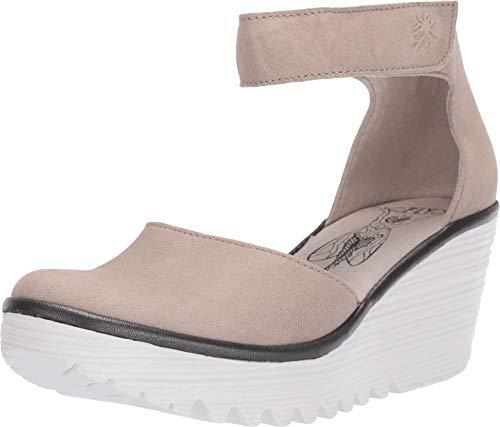 Fly London Yand709fly, Zapatos de tacón con Punta Cerrada para Mujer