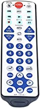 NetTech Universal Waterproof Remote Control 2-Device, Work for Apple TV, Xbox One, Roku 1 2 3, Media Center, Direct TV, Dish & Most TV in USA
