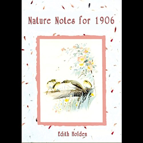 Nature Notes for 1906 cover art