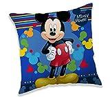 Mickey Mouse Disney Kuschel Deko Kinder Kissen 40 x 40cm