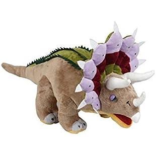 Cuddly Soft Triceratops Dinosaur Soft Toy Gift 43cm