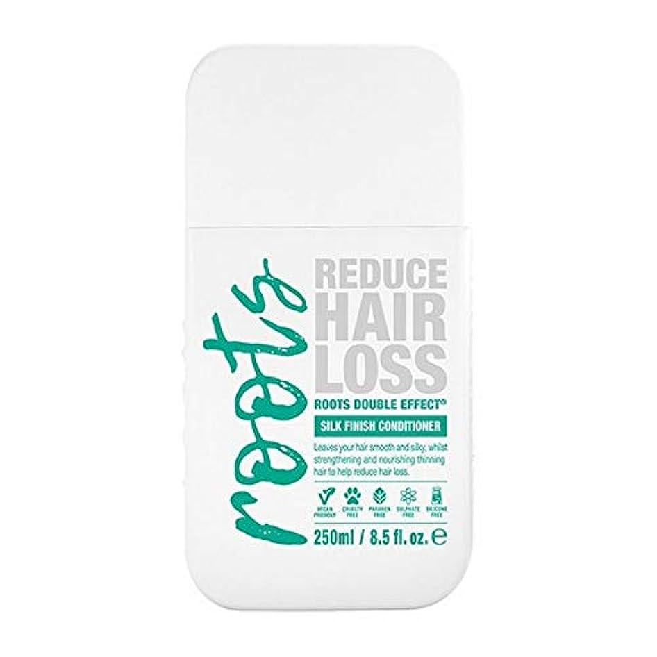 デマンド不一致防衛[Roots ] 根のダブル効果育毛シャンプー250Ml - Roots Double Effect Hair Growth Conditioner 250ml [並行輸入品]