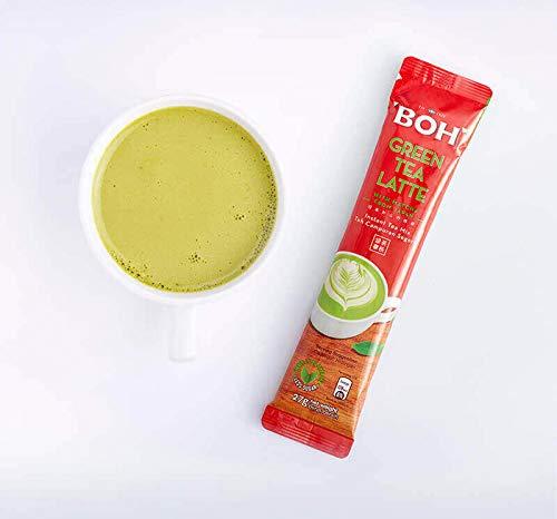 BOH Grüntee Latte Instant Tee, 12 x 27 g