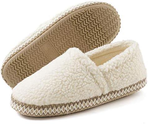RockDove Women s Terra Moc Memory Foam Slipper Size 6 5 7 5 US Women Natural product image