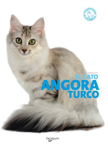 El gato angora turco (Animales)