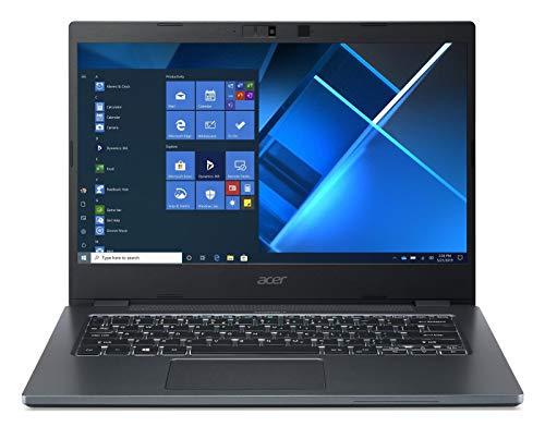 Acer TravelMate P4 Intel Core i7-1165G7 Notebook 35,56 cm (14') 16GB RAM, 512GB SSD, Intel Iris XE Grafik, Win 10 PRO