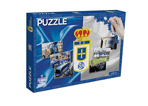 Eleven Force 1000 Puzzle Real Oviedo Piezas