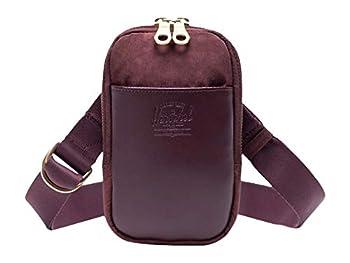 Herschel Supply Co Orion Belt Bag Deep Burgundy One Size