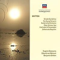 Britten: Simple Sym / Four Sea Interludes (2010-03-16)