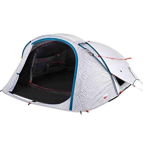 JX-ZHANGPENG Festival Camping Tent met verduisterende Slaapkamer Technologie, Festival Essential, 100% waterdicht met genaaid in grondzeil