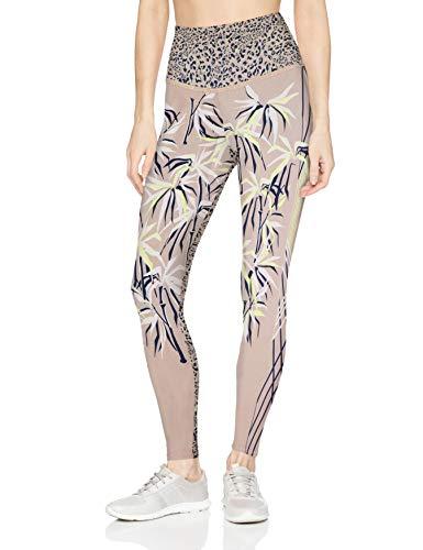 Onzie Damen Graphic High Rise Midi Yoga-Hosen, Origami, Small/Medium