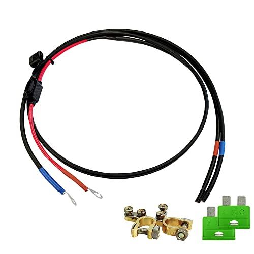 Offgridtec 8-01-001420 - Cable para instalación solar, fusible de 30 A, 1,5 m)