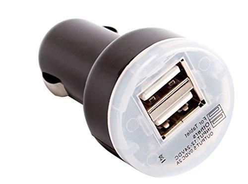 DURAGADGET Pack/Kit de Charge et synchronisation Micro USB 3 en 1 pour GPS Tomtom Vio - Chargeur Secteur, câble USB et Allume-Cigare